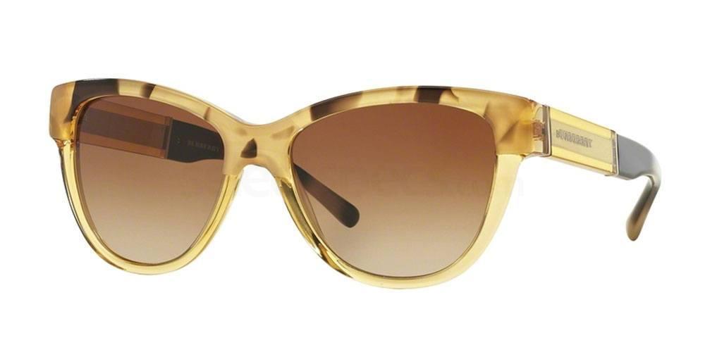 356213 BE4206 Sunglasses, Burberry