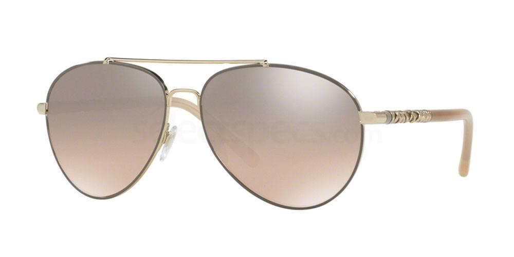 11458Z BE3089 Sunglasses, Burberry