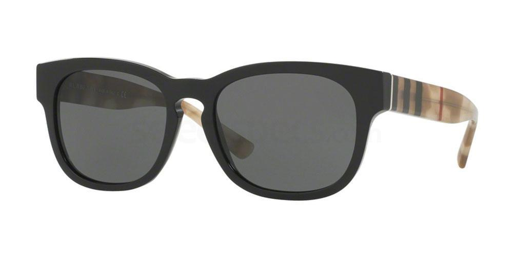 360087 BE4226 Sunglasses, Burberry
