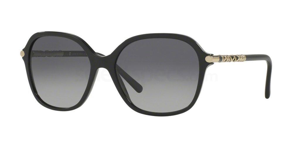 3001T3 BE4228 Sunglasses, Burberry