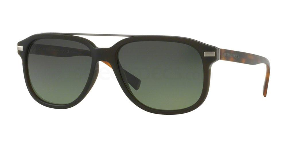 3620T4 BE4233 Sunglasses, Burberry