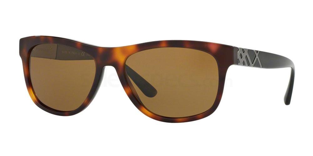 362783 BE4234 Sunglasses, Burberry