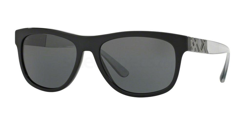300187 BE4234 Sunglasses, Burberry