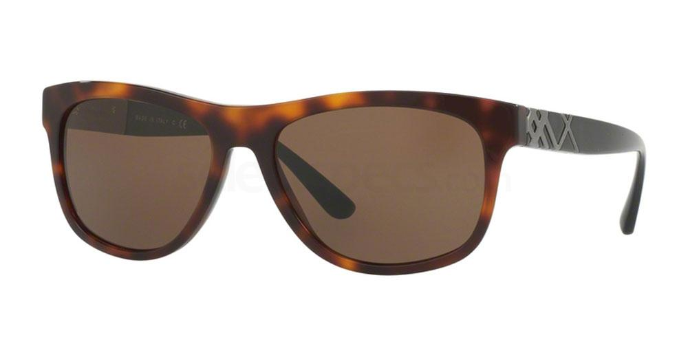 362773 BE4234 Sunglasses, Burberry