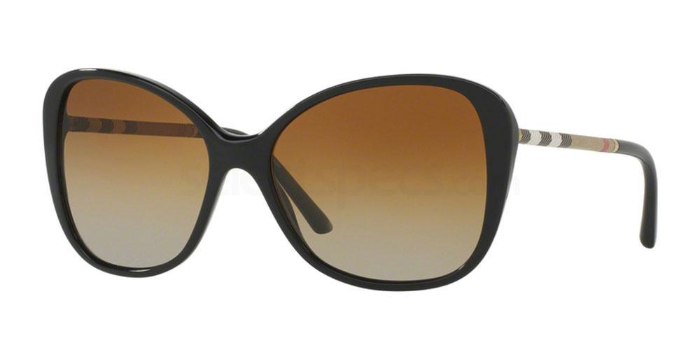 3001T5 BE4235Q Sunglasses, Burberry