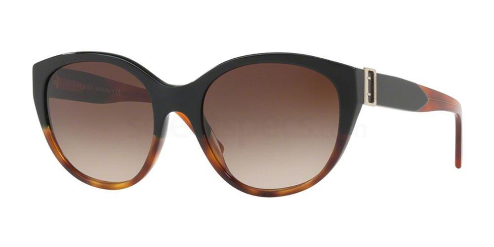 363213 BE4242 Sunglasses, Burberry