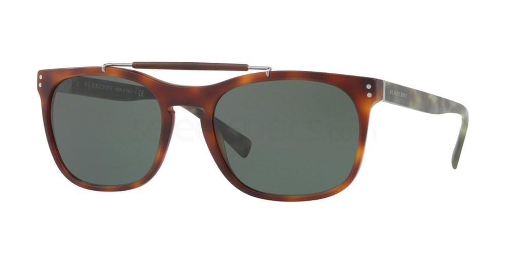 362271 BE4244 Sunglasses, Burberry