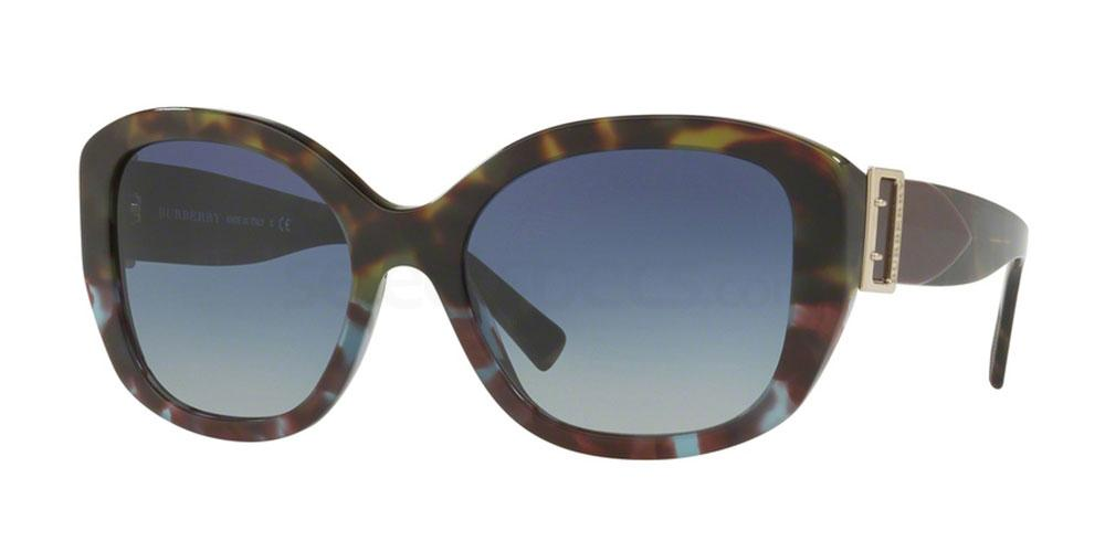 36364L BE4248 Sunglasses, Burberry