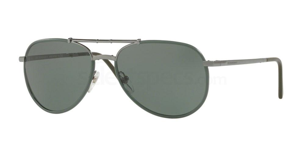 10035U BE3091J Sunglasses, Burberry