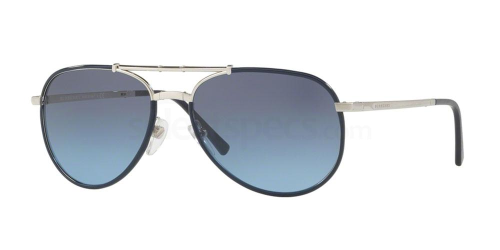 1166S2 BE3091J Sunglasses, Burberry
