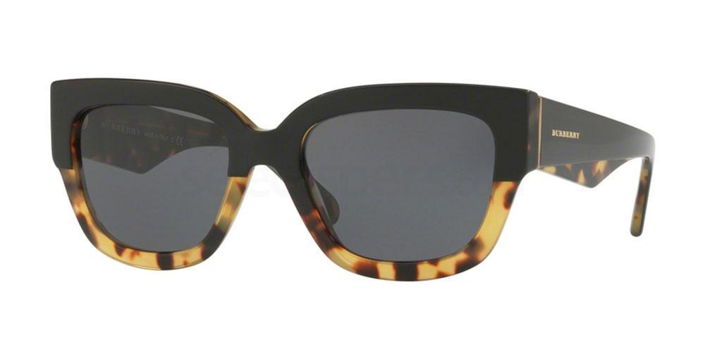 364987 BE4252 Sunglasses, Burberry