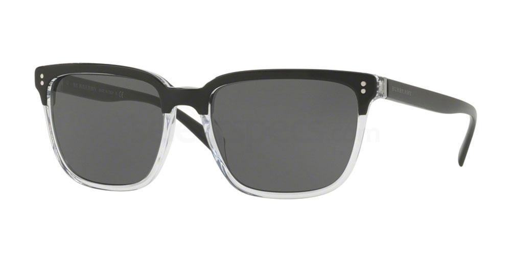 30295V BE4255 Sunglasses, Burberry