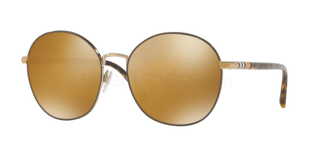 11452O BE3094 Sunglasses, Burberry