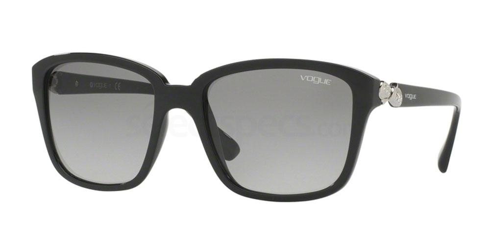 W44/11 VO5093SB Sunglasses, Vogue