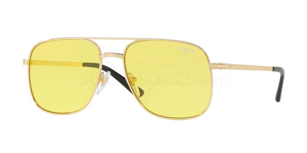 Sunglasses for Overcast Days yellow lens colour