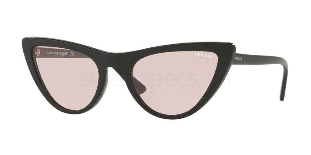 retro cateye sunglasses tinted lenses purple black