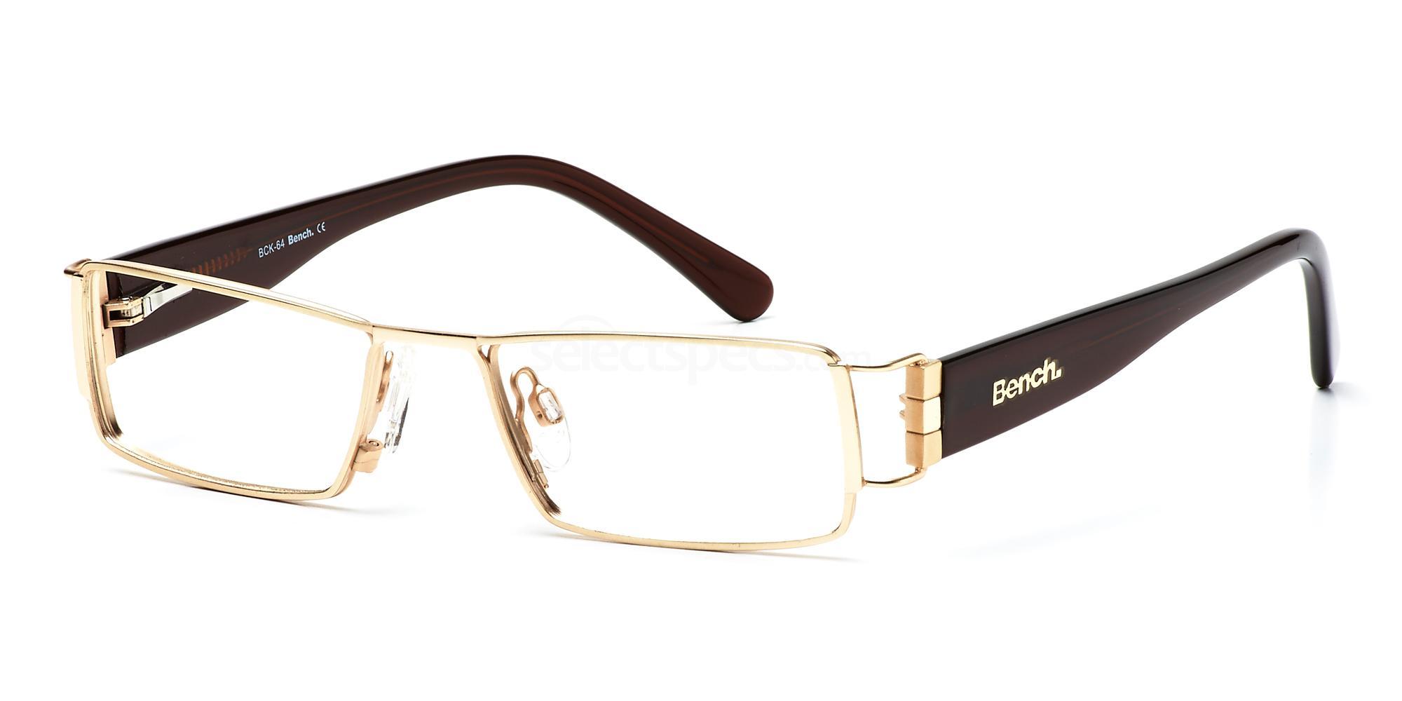 C3 BCK64 Glasses, Bench KIDS