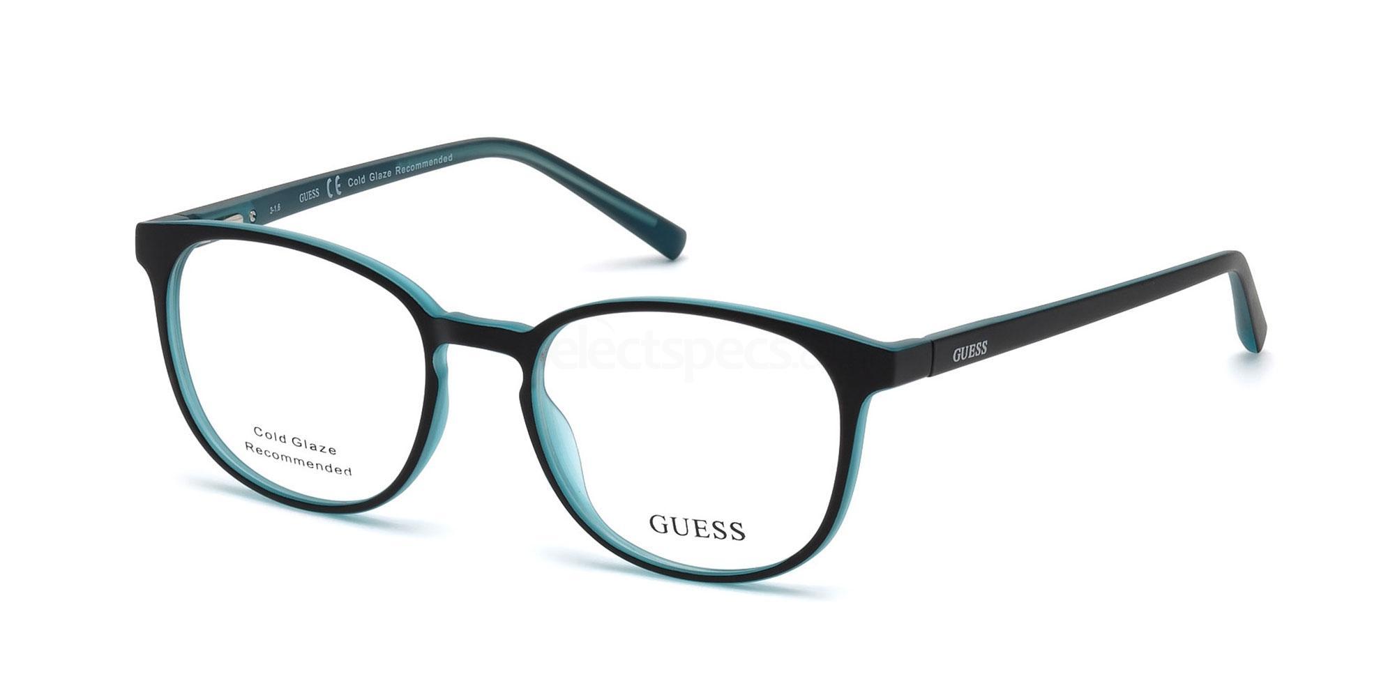 005 GU3009 Glasses, Guess