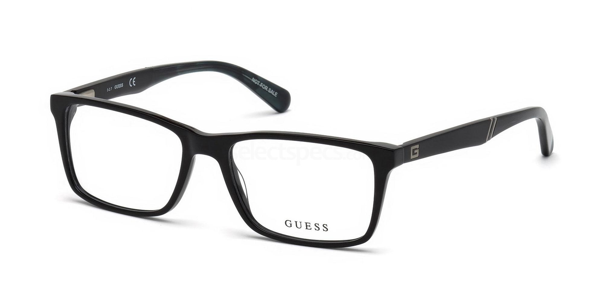 001 GU1954 Glasses, Guess