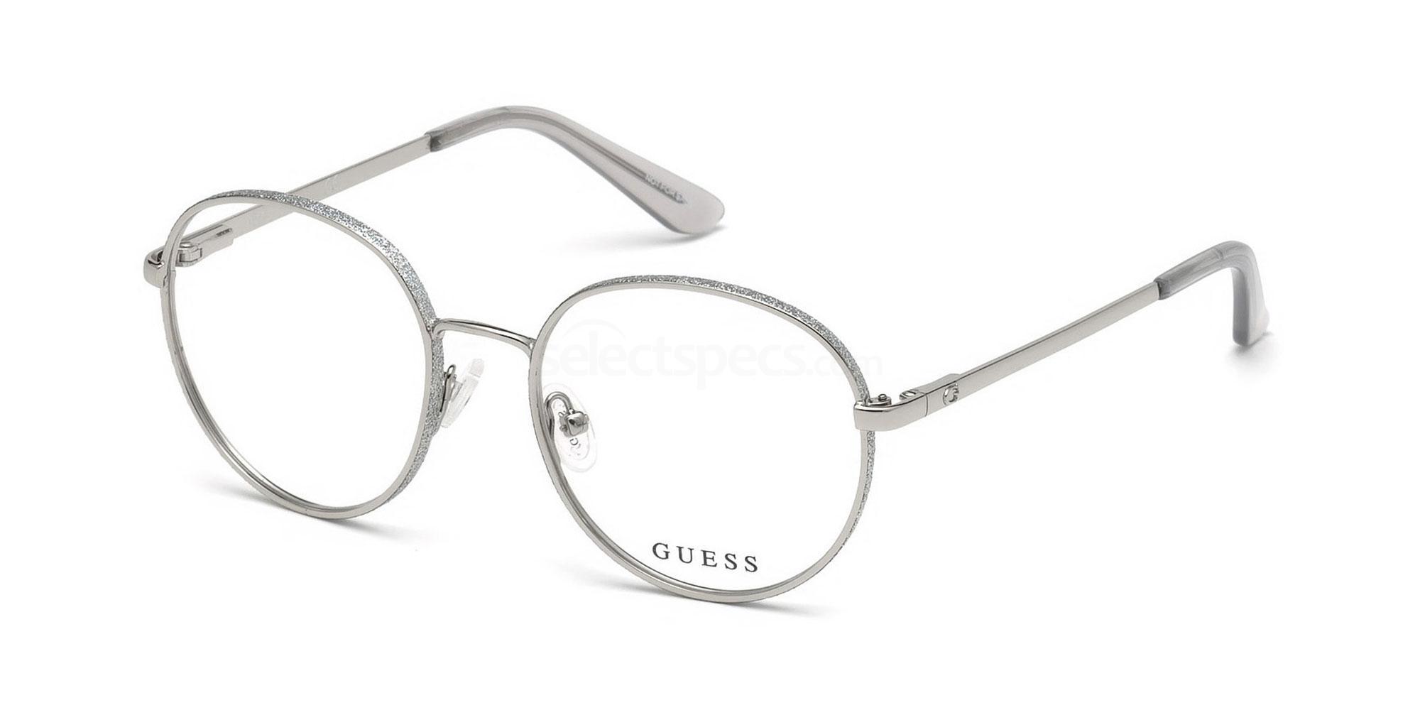 010 GU2669 Glasses, Guess