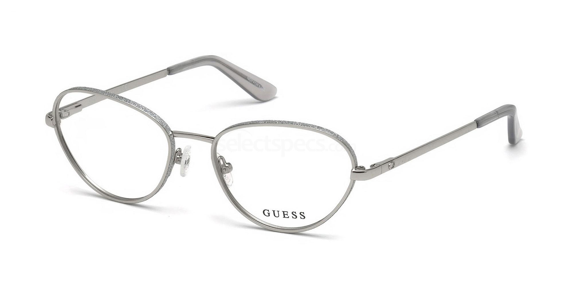 010 GU2670 Glasses, Guess