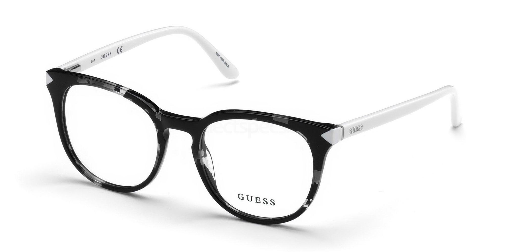 001 GU2672 Glasses, Guess