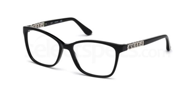 001 GU2676 Glasses, Guess