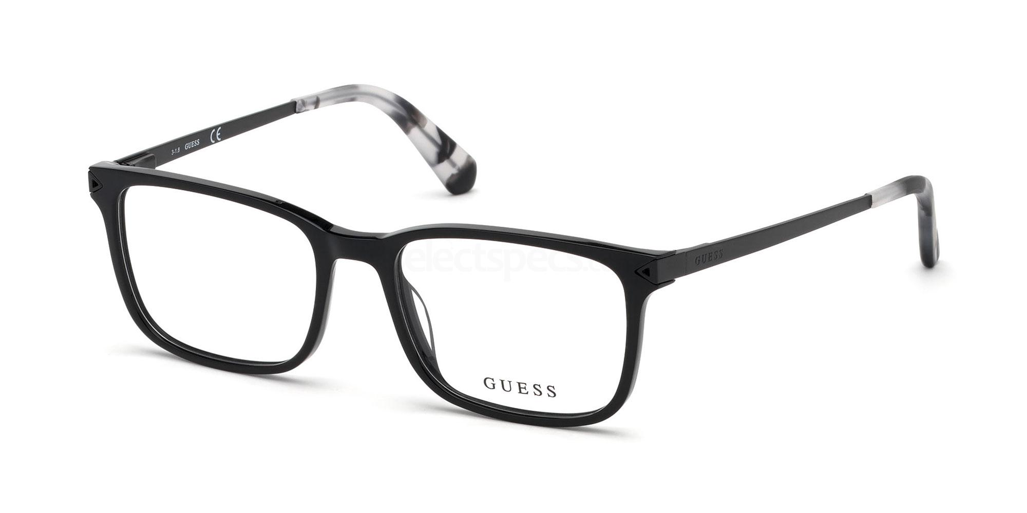 005 GU1963 Glasses, Guess