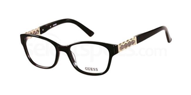 B84 GU2382 Glasses, Guess