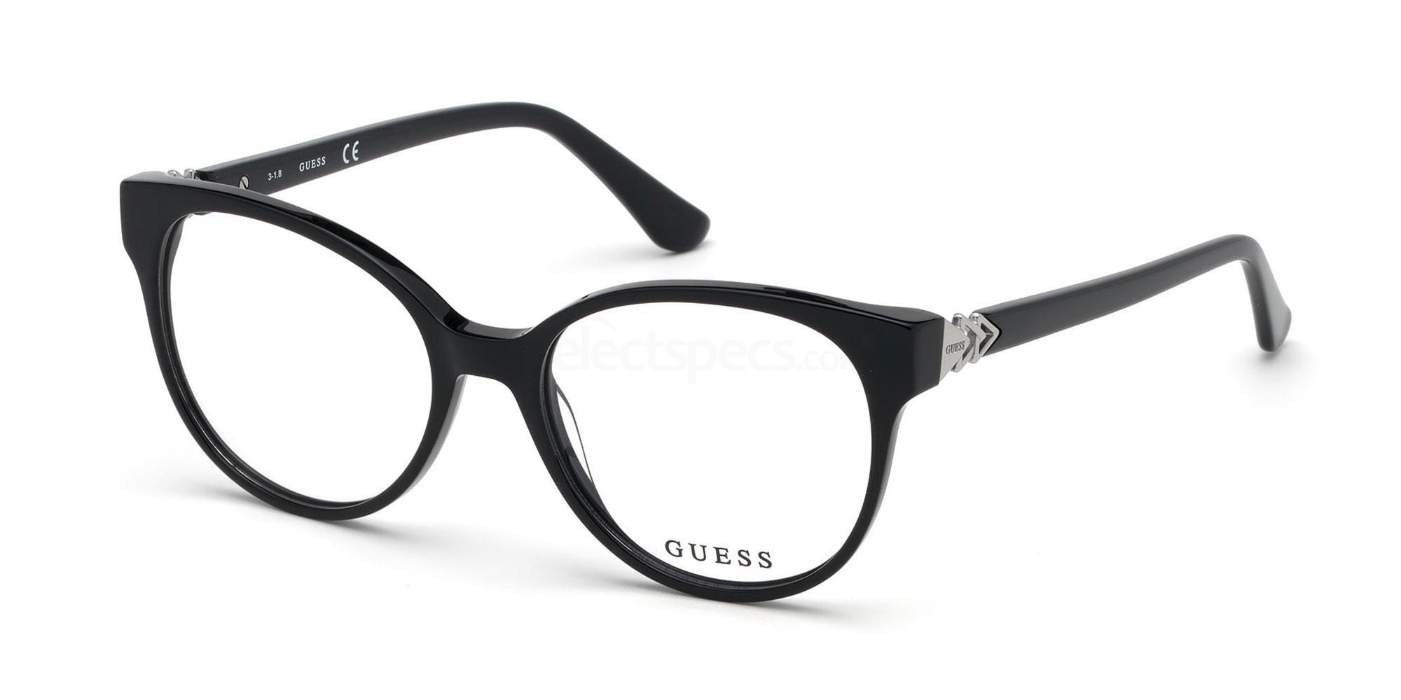 001 GU2695 Glasses, Guess