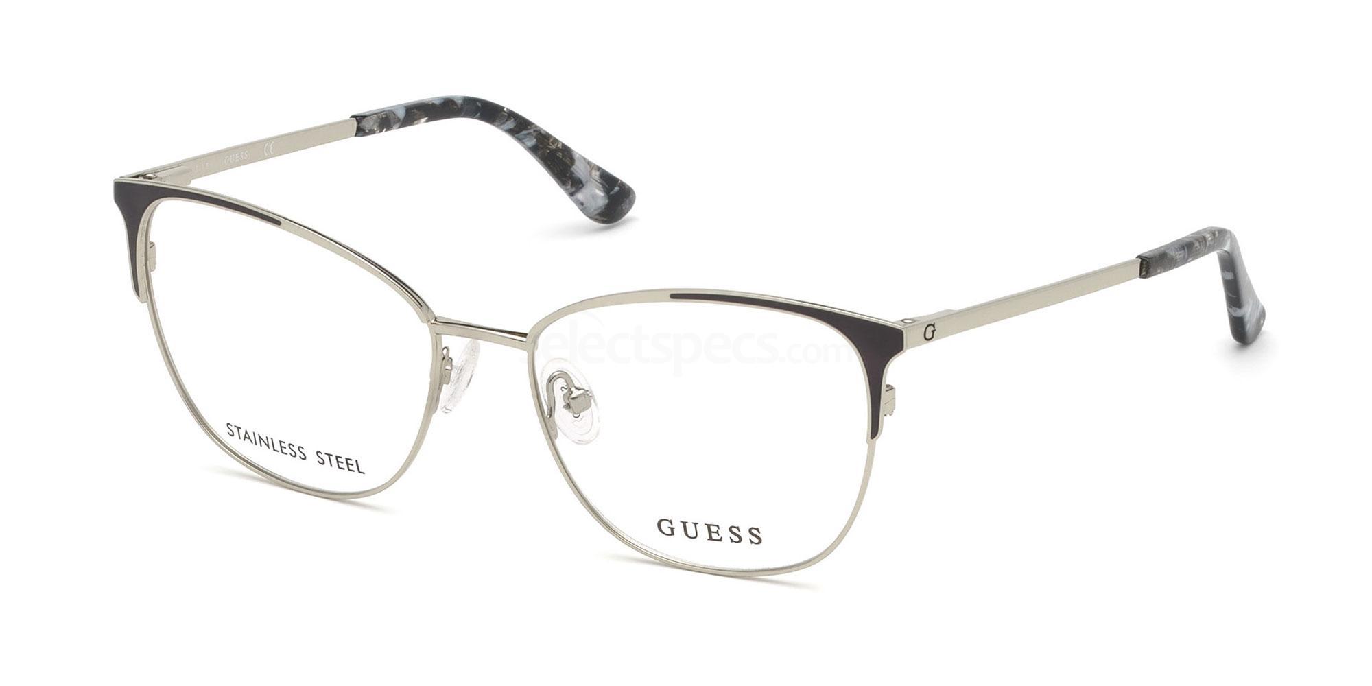 005 GU2705 Glasses, Guess