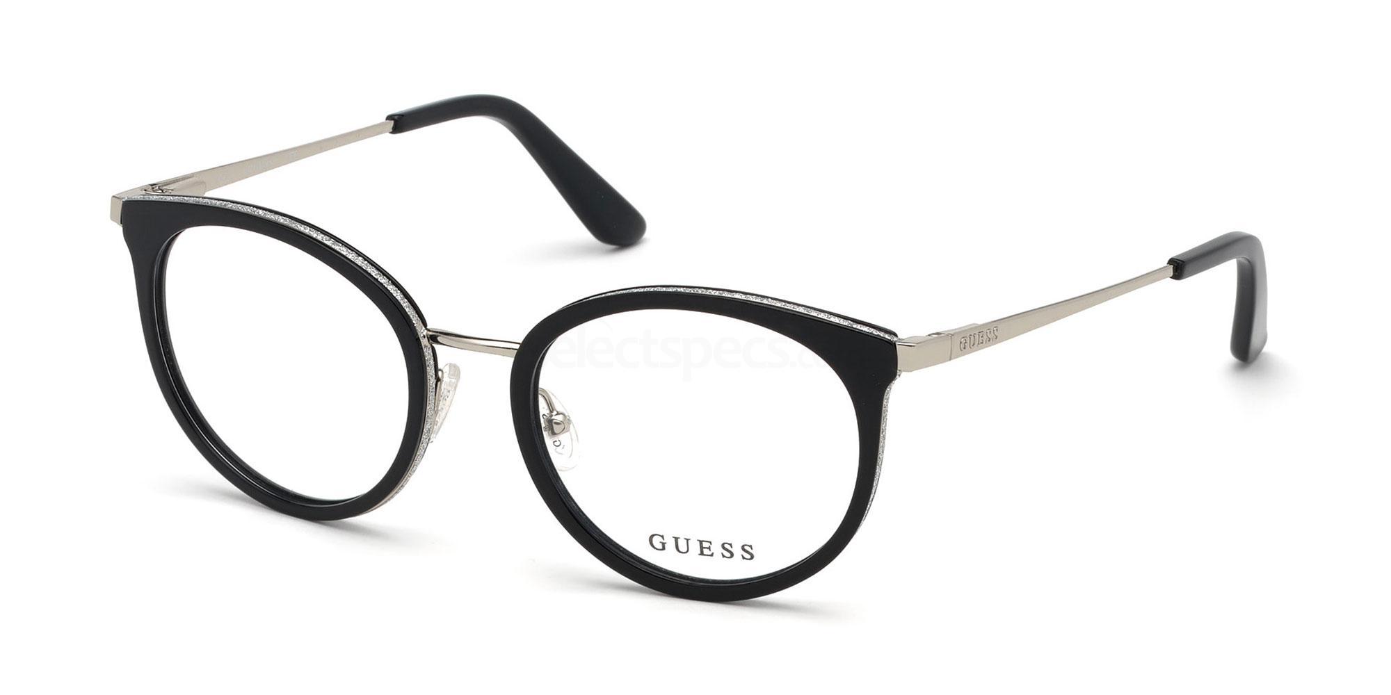 001 GU2707 Glasses, Guess