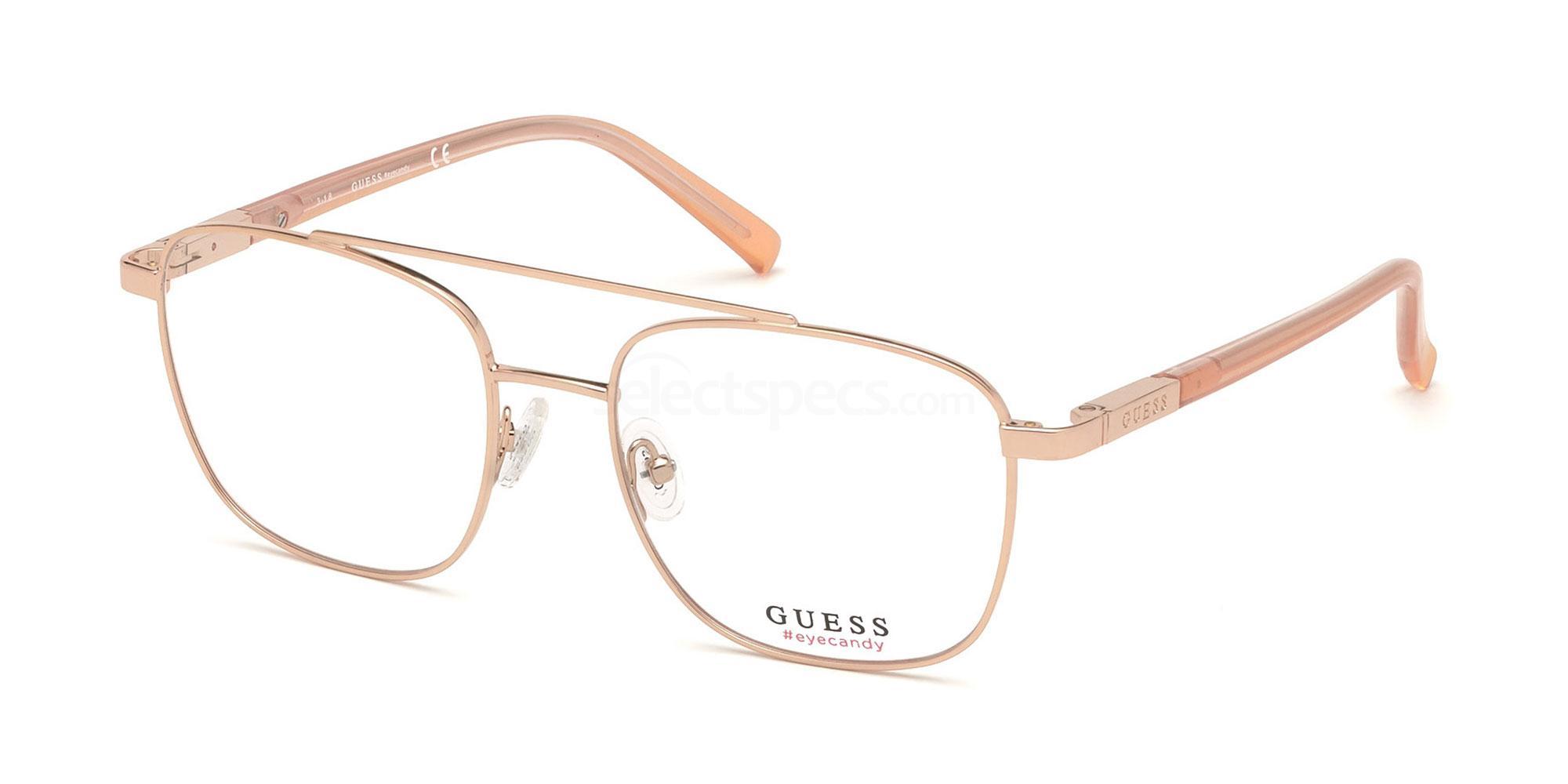 028 GU3038 Glasses, Guess