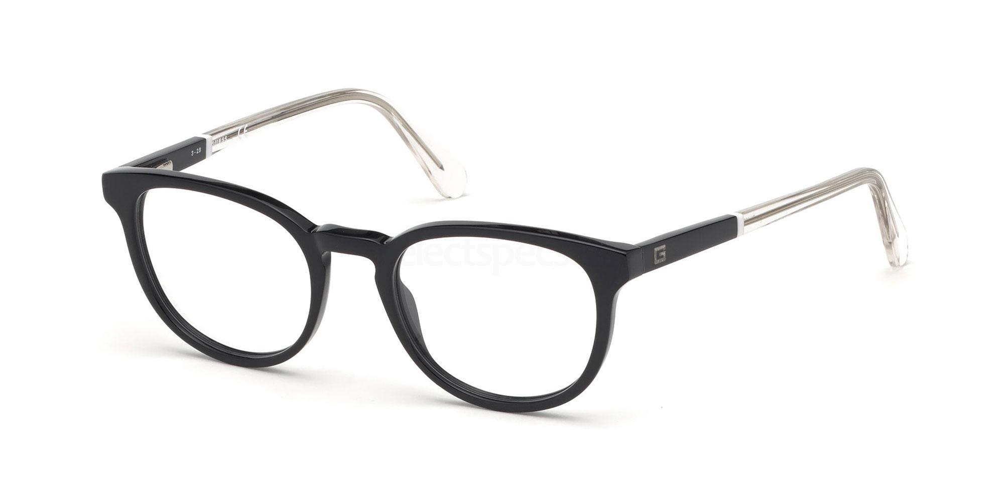 001 GU1973 Glasses, Guess