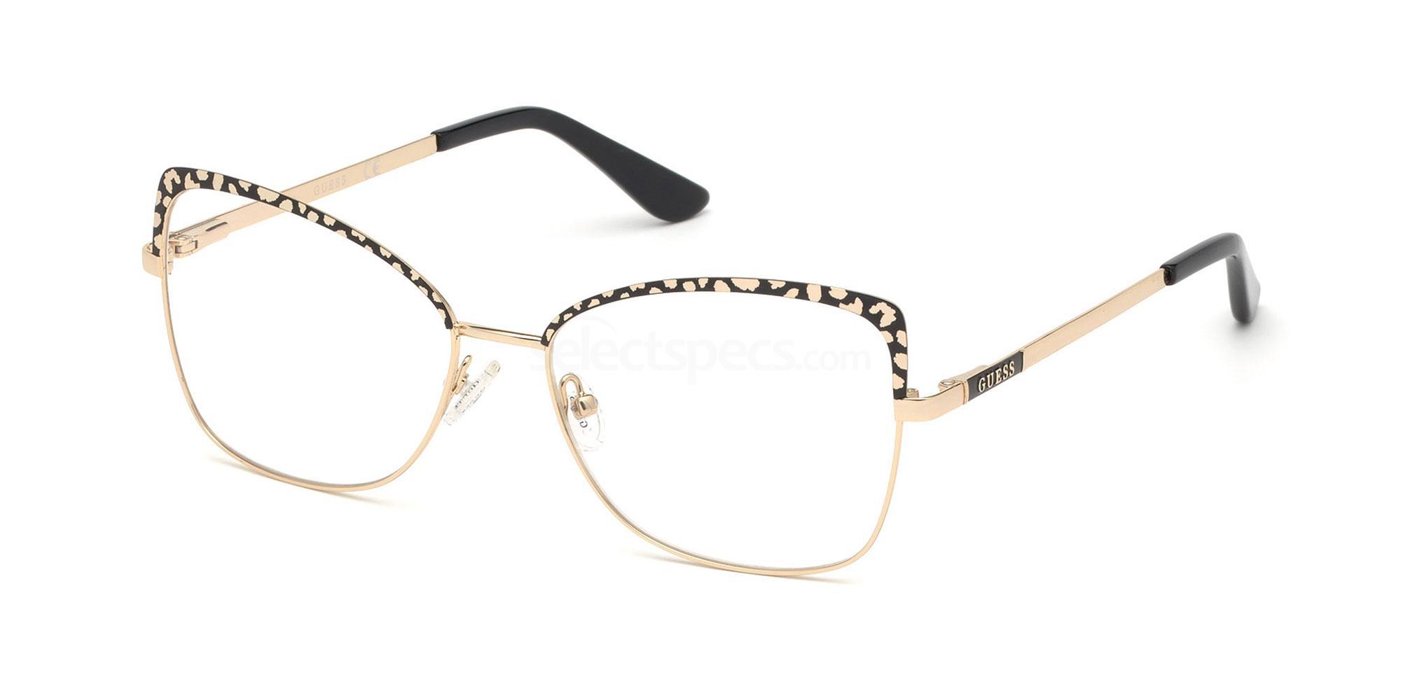 001 GU2716 Glasses, Guess