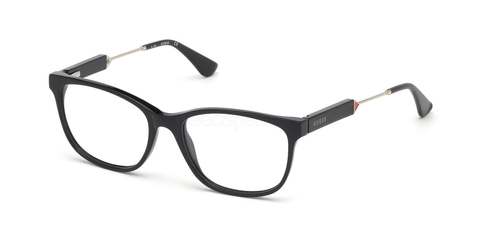 001 GU2717 Glasses, Guess