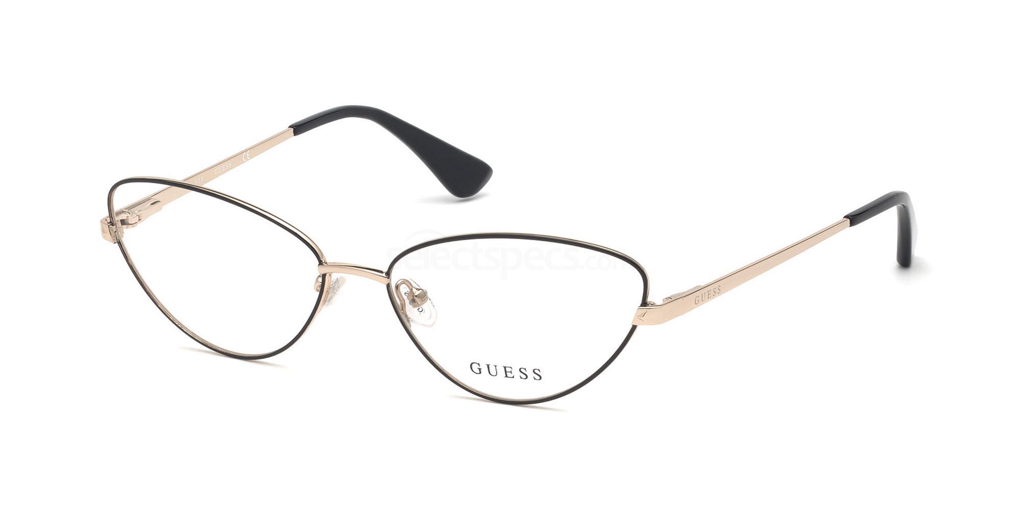 005 GU2727 Glasses, Guess