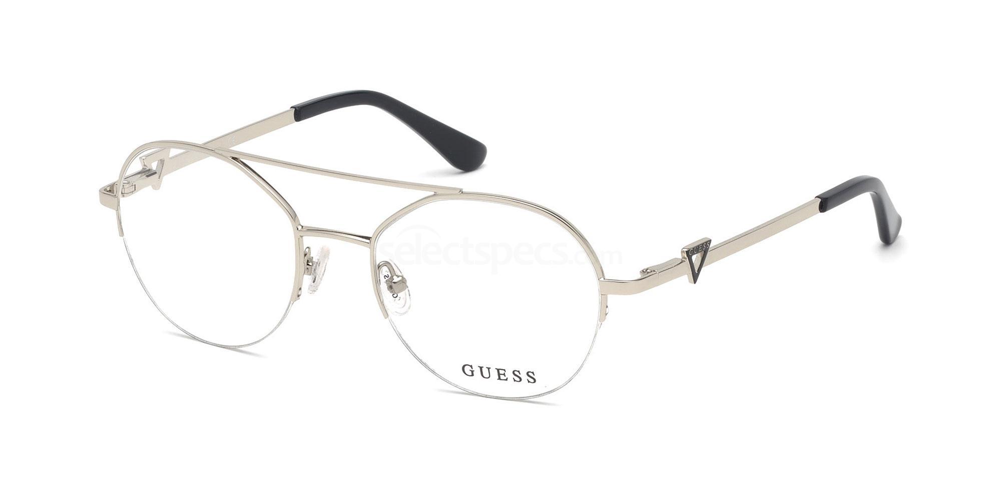 010 GU2729 Glasses, Guess