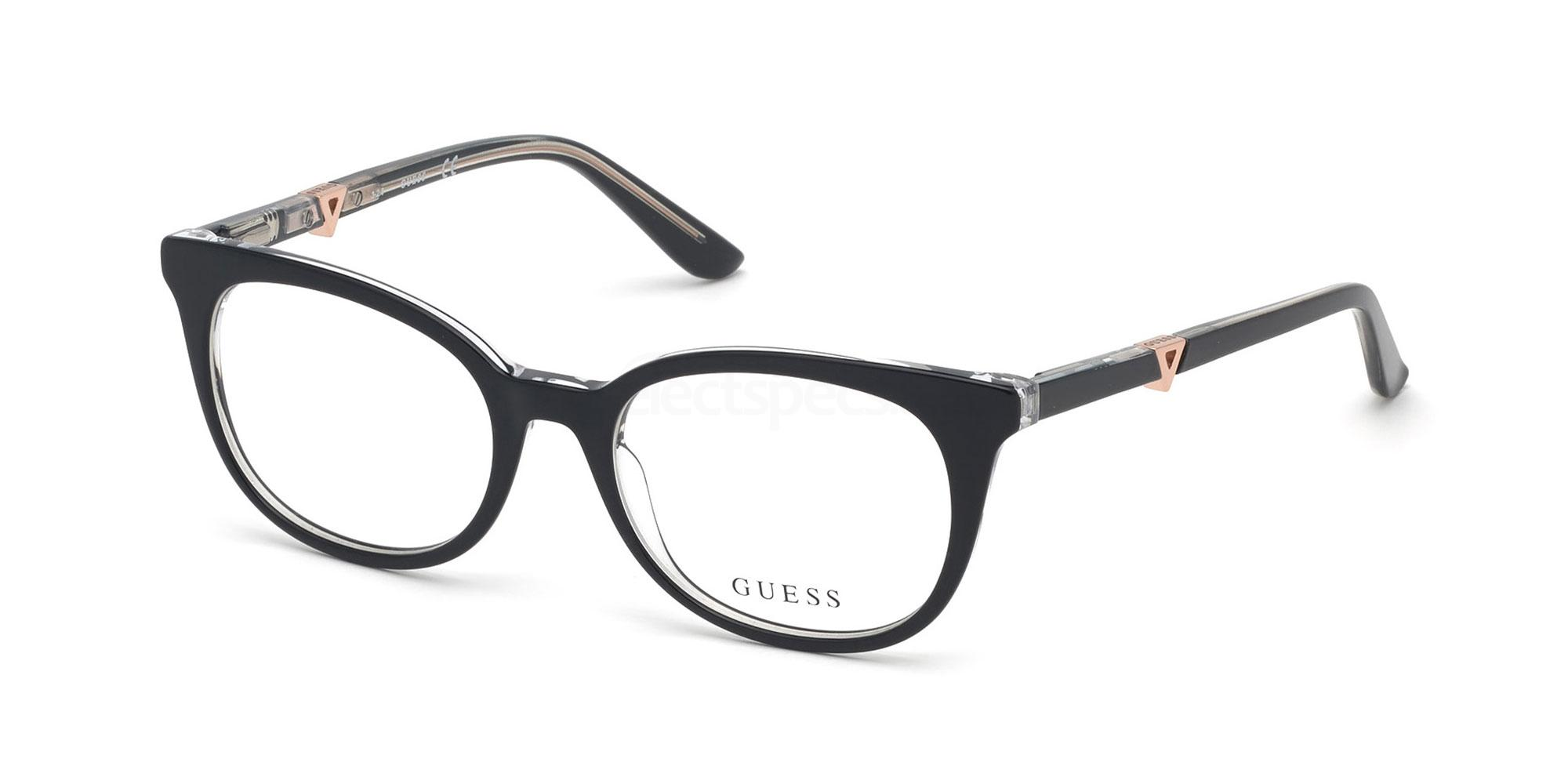001 GU2732 Glasses, Guess