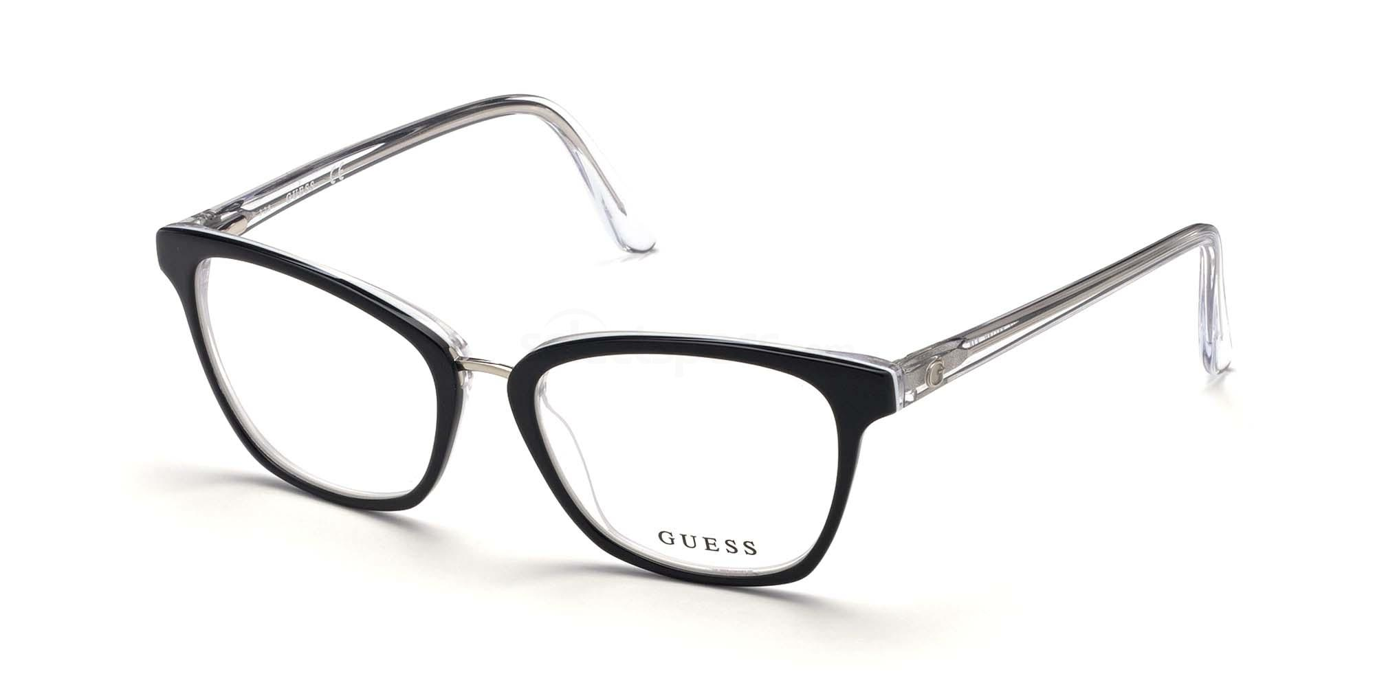 003 GU2733 Glasses, Guess