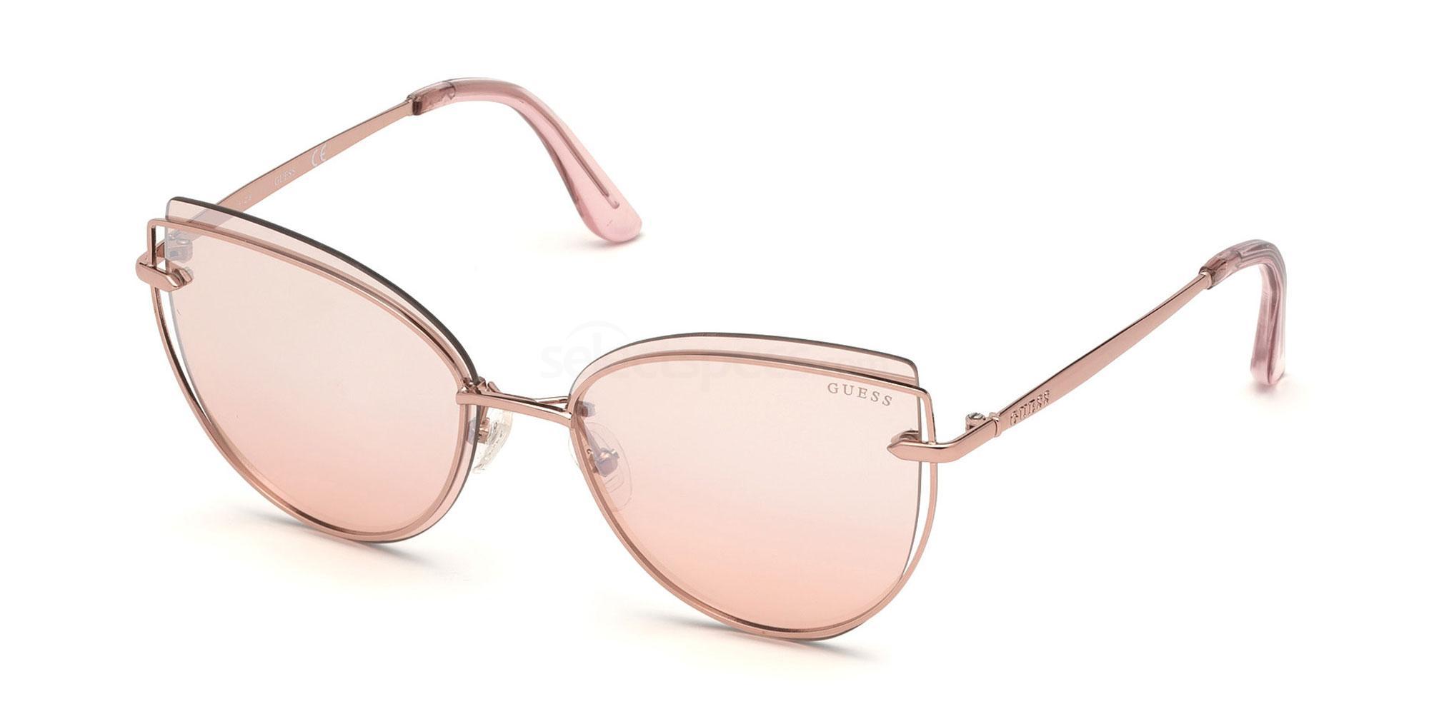 28U GU7617 Sunglasses, Guess