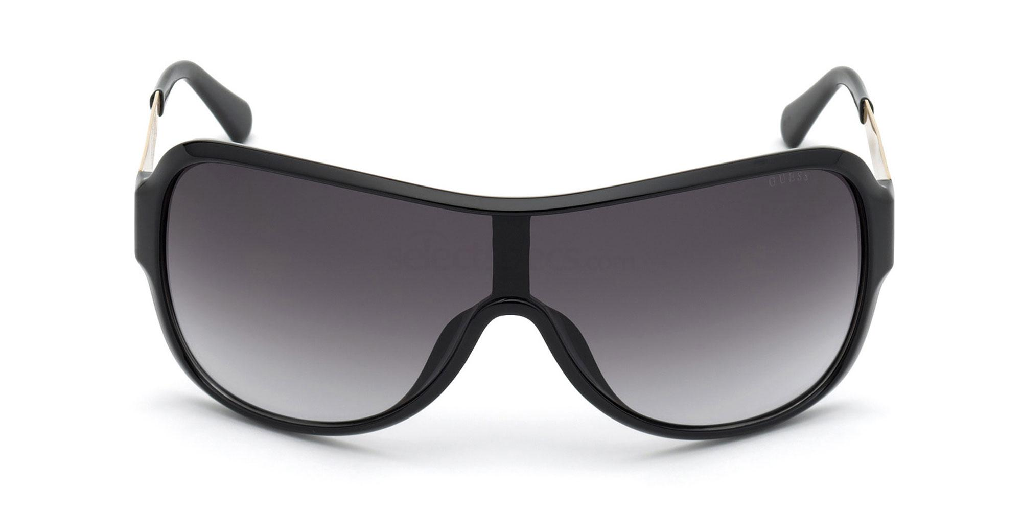01B GU6975 Sunglasses, Guess