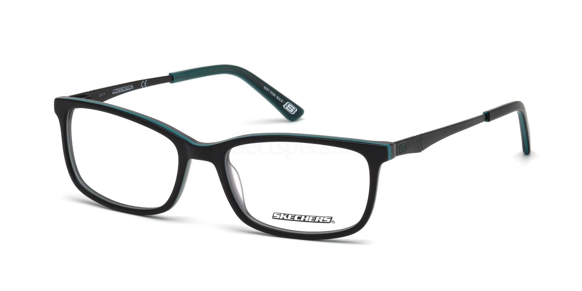 002 SE3210 Glasses, Skechers