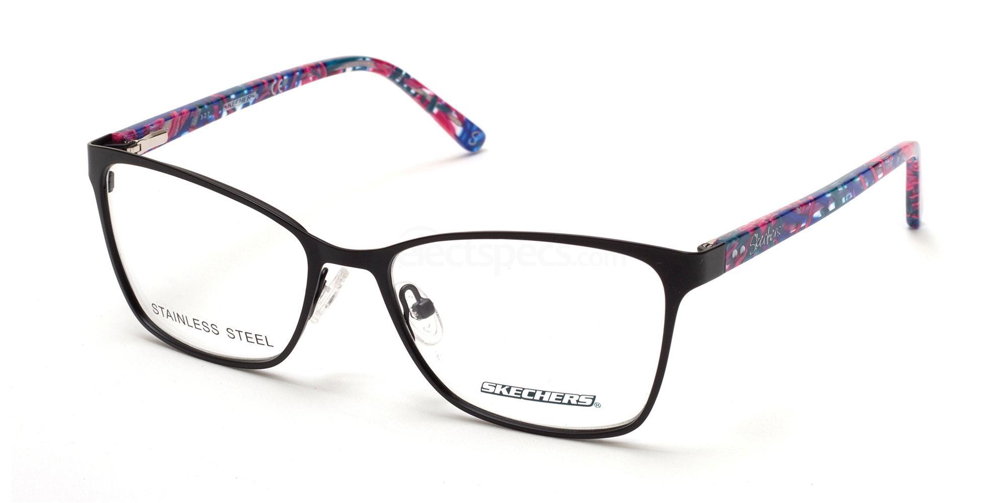 002 SE2138 Glasses, Skechers