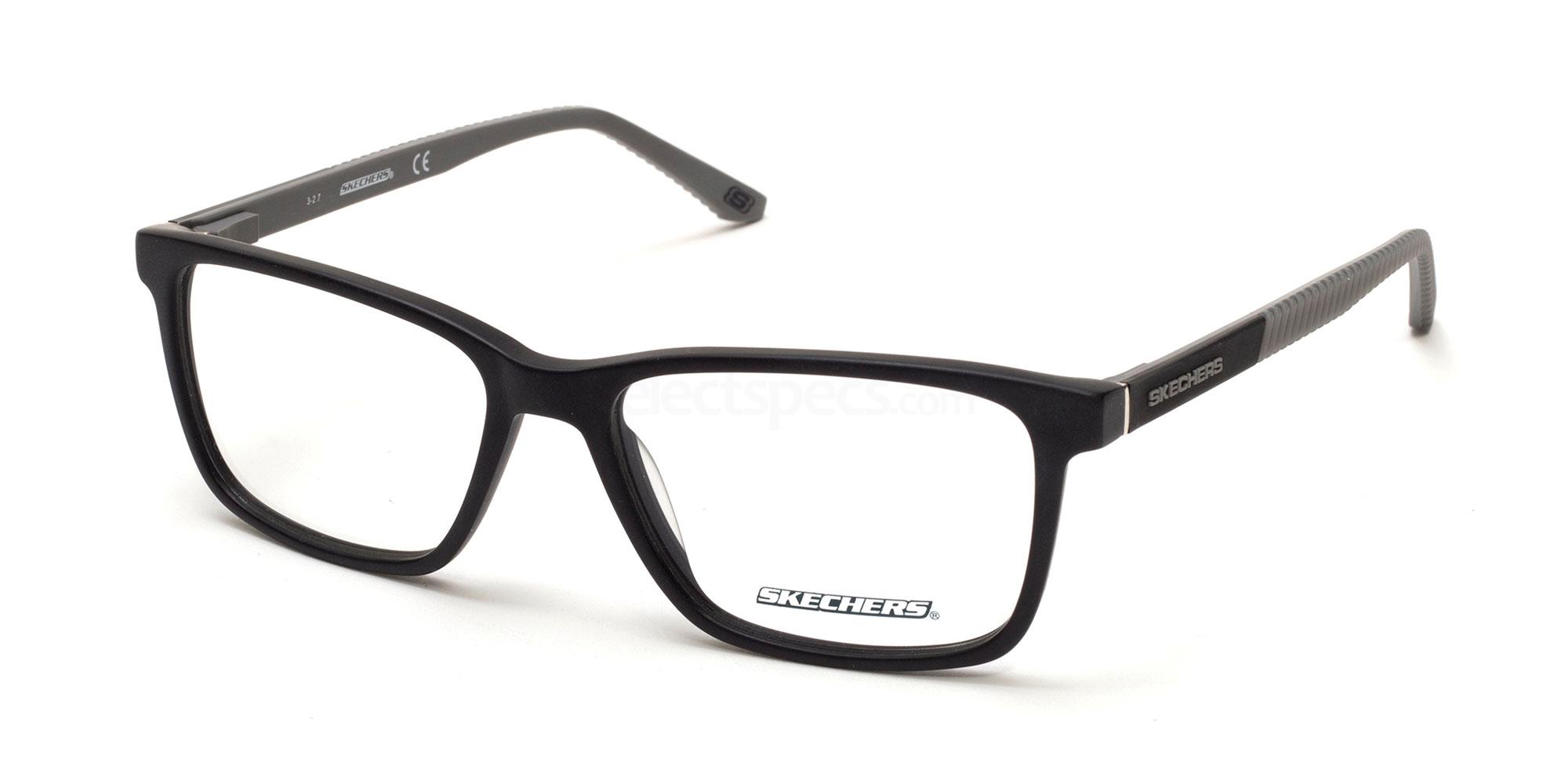 002 SE3221 Glasses, Skechers