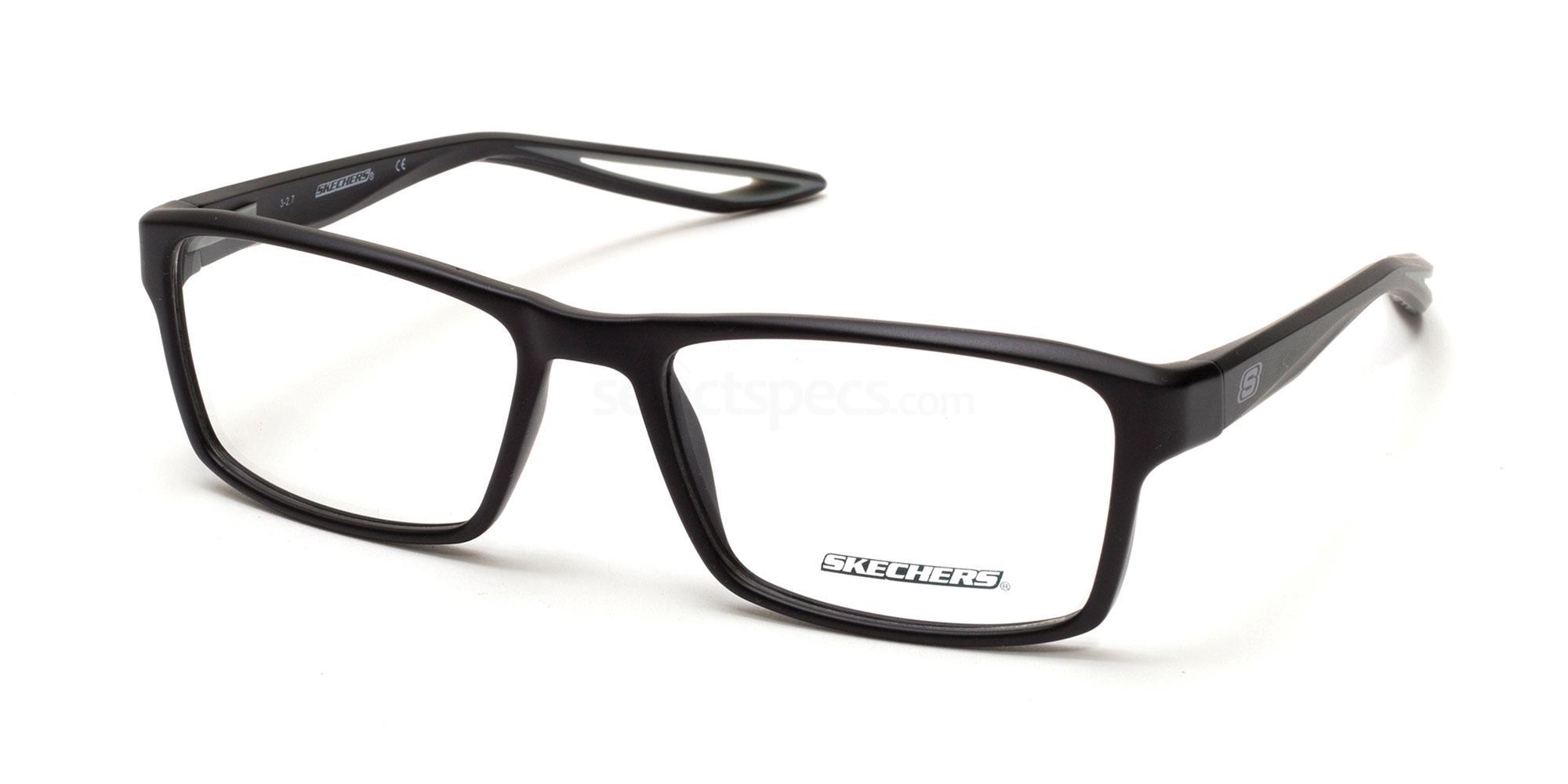 005 SE3223 Glasses, Skechers