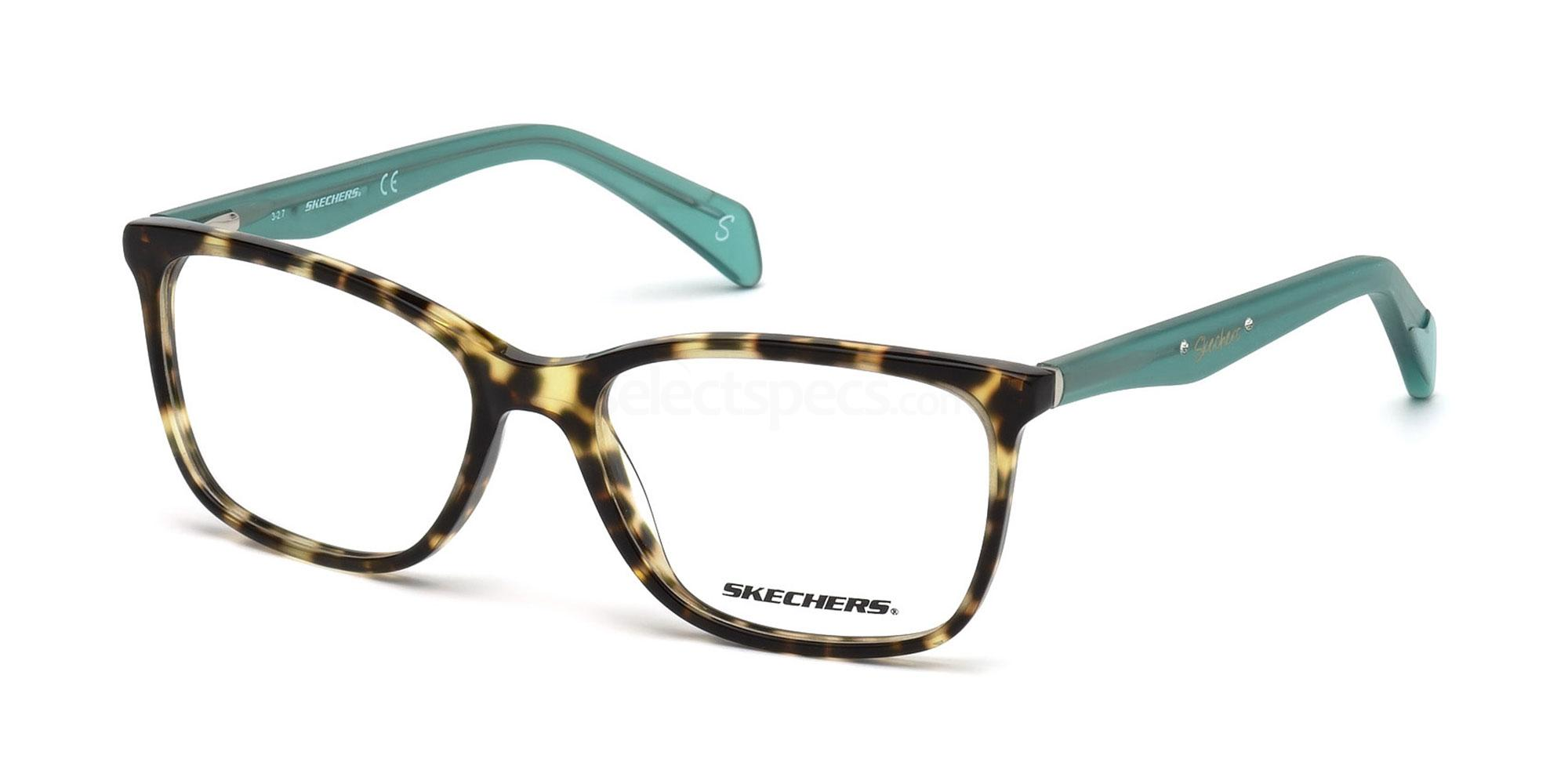 052 SE2135 Glasses, Skechers
