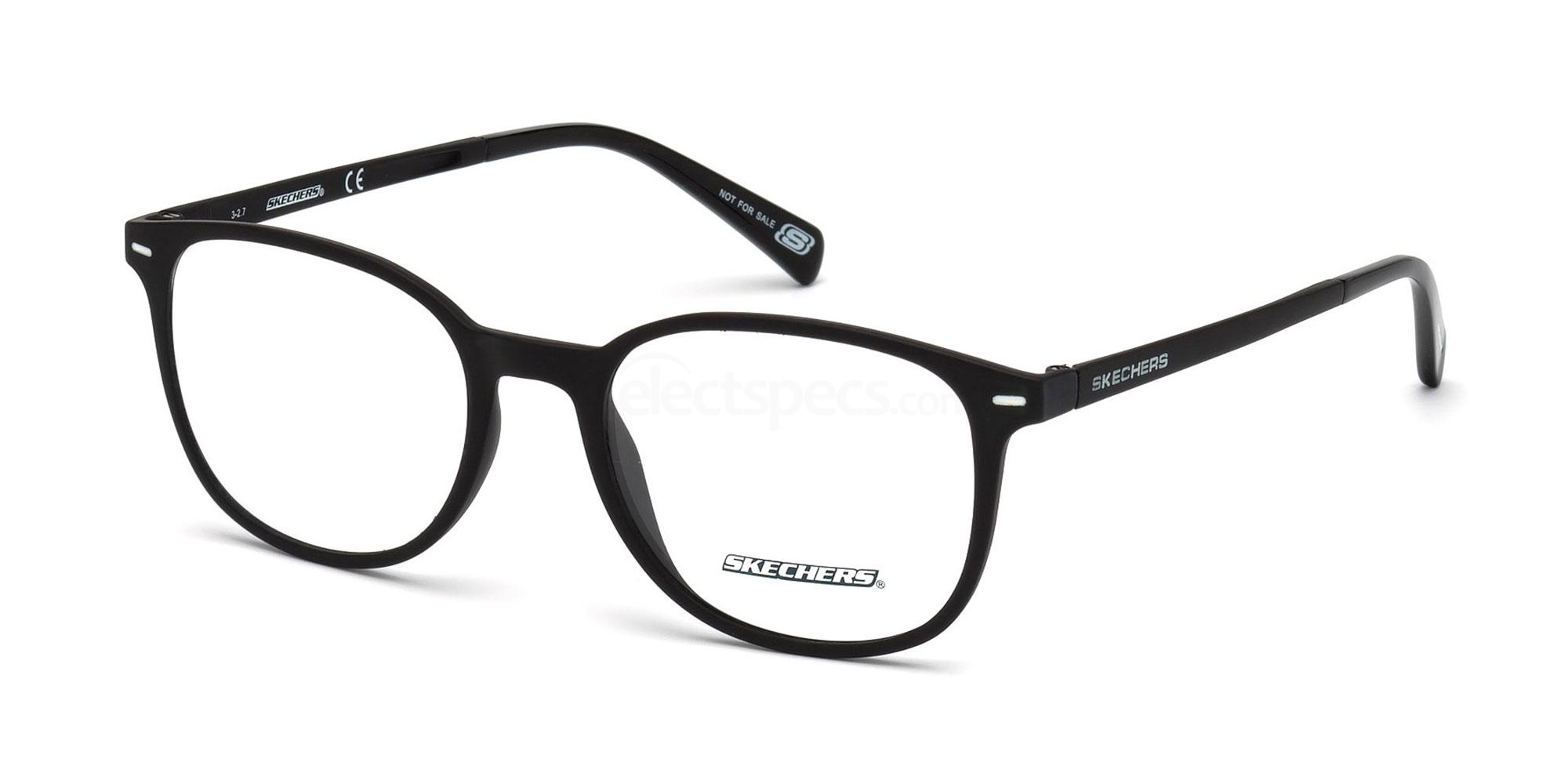 002 SE3217 Glasses, Skechers