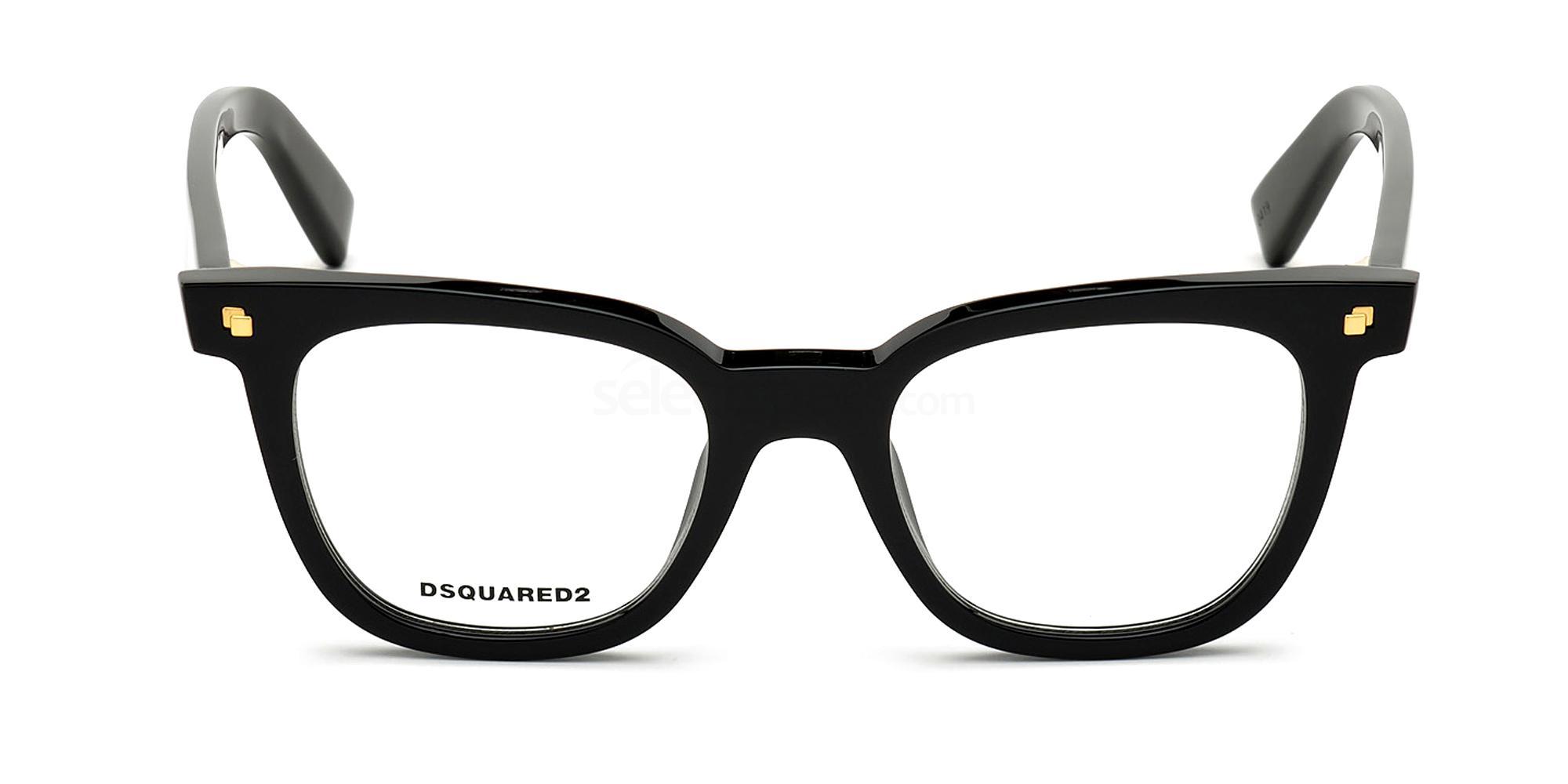001 DQ5307 Glasses, DSQUARED2