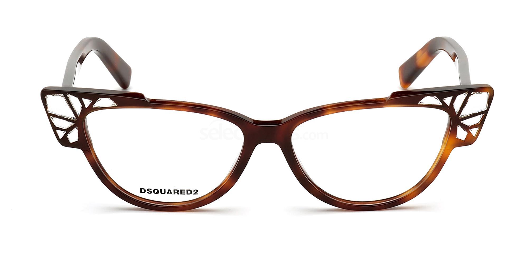052 DQ5310 Glasses, DSQUARED2